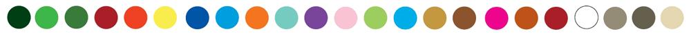 Colores EPDM